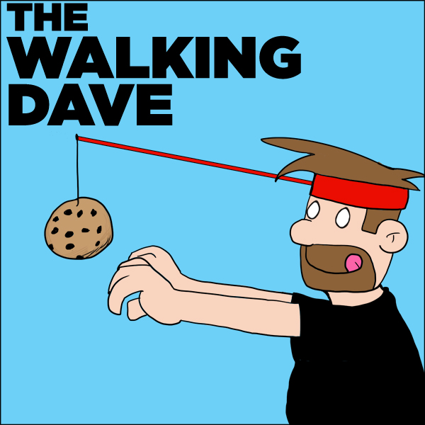 The Walking Dave Episode 4: April Fool's, and comics
